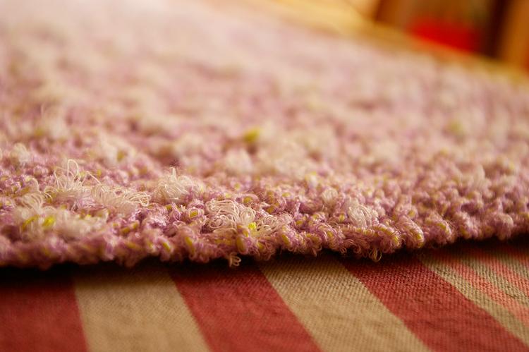 tricot coton fantaisie