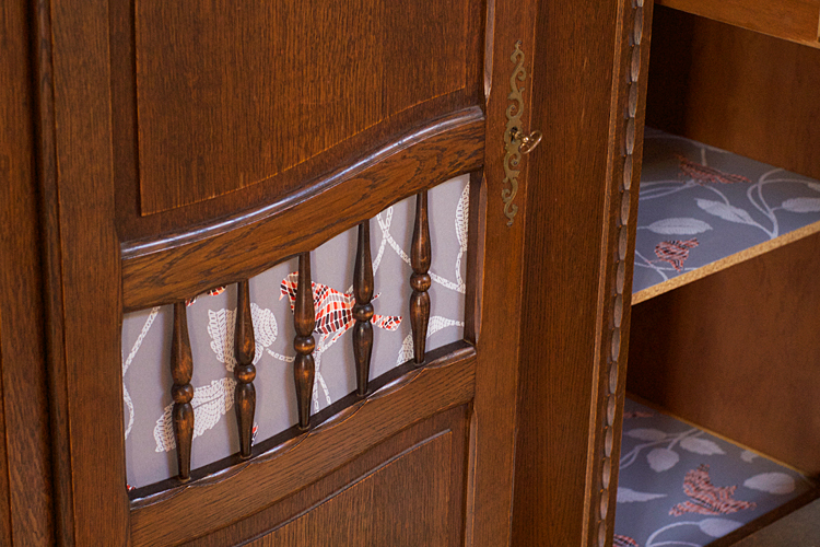 relooking armoire vintage