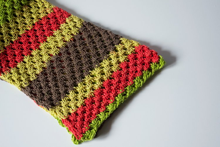 Étonnant Quel Point Pour Tricoter Une Écharpe tricoter une écharpe au point ajouré - apodioxe.fr