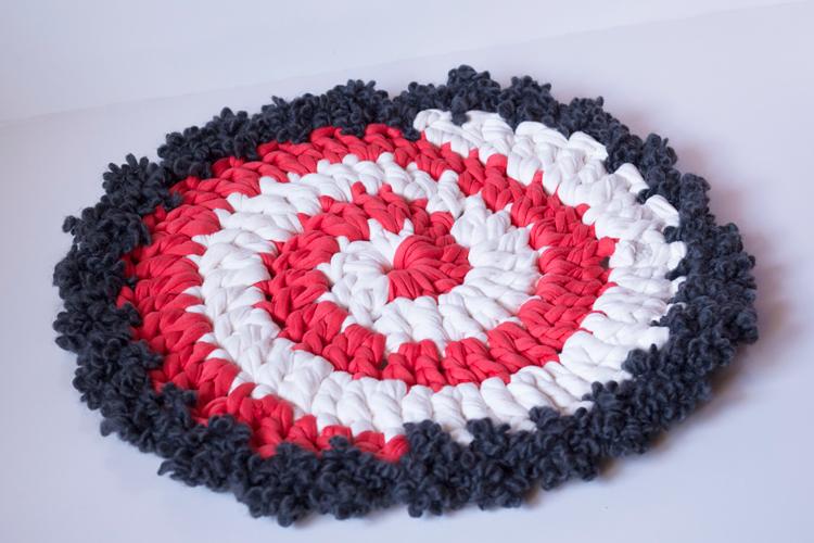 DIY spirale au crochet