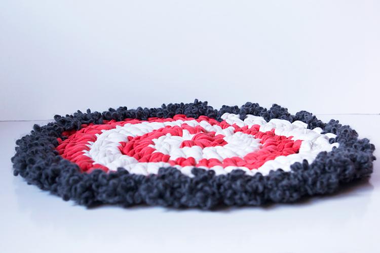 DIY - Spirale au crochet