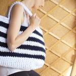 DIY : Crocheter un cabas XXL en trapilho