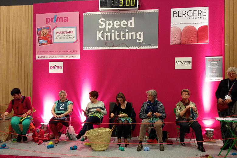 speed knitting aiguille en fete 2015