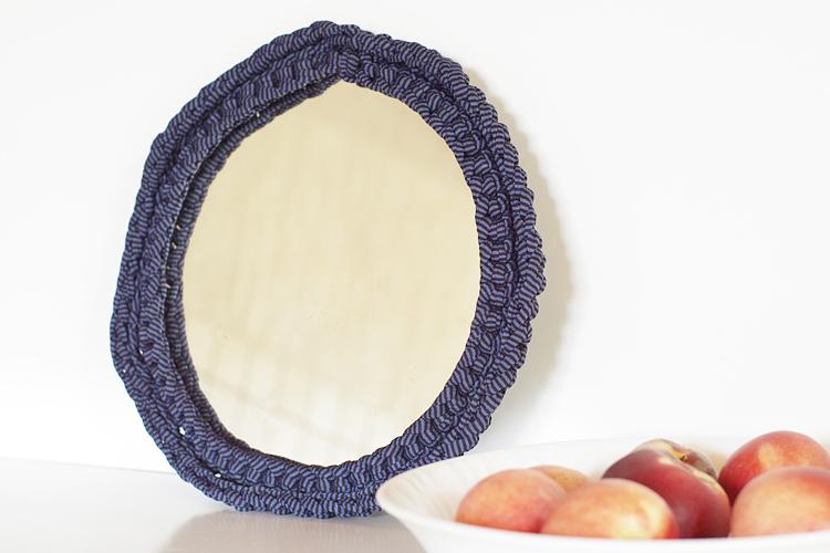 customisation miroir trapilho