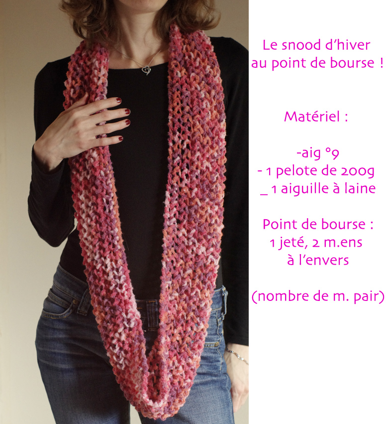 snood-tricot-patron