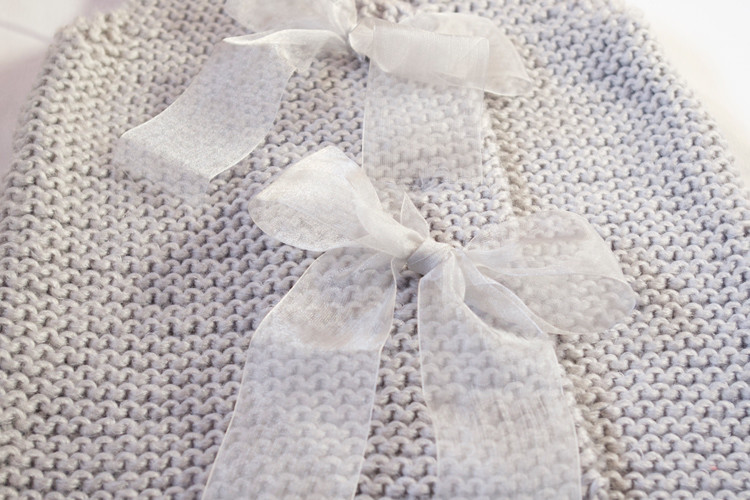 turbulette fille au tricot